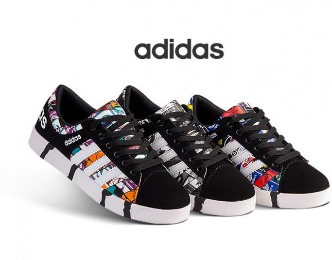 اسنیکرز مردانه Adidas