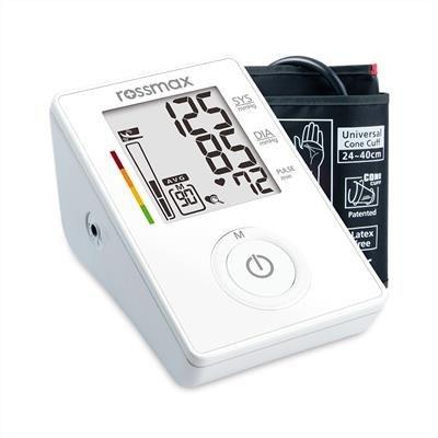 تصویر فشارسنج بازویی اتوماتیک Rossmax CF155f رزمکس Rossmax CF155f  Blood Pressure Monitor