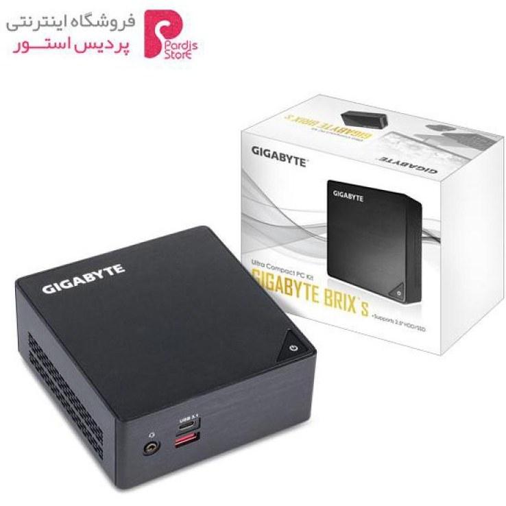 تصویر کامپیوتر کوچک گیگابایت BRIX GB-BKi7HA-7500