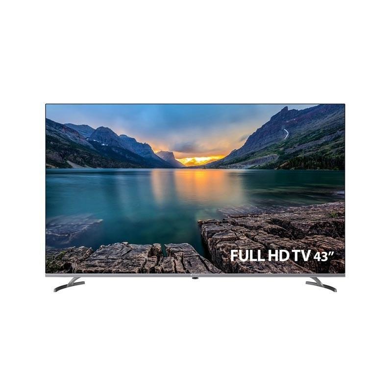 تلویزیون ال ای دی Full HD اسنوا مدل SLD-43SA330 نقره ای سایز 43 اینچ