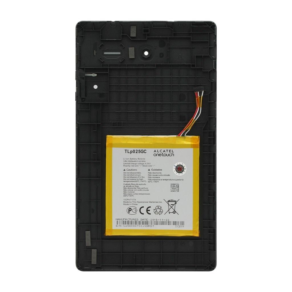 تصویر باتری اورجینال تبلت آلکاتل پیکسی 4 (7) مدل TLp025GC ظرفیت 2580 میلی آمپر ساعت Alcatel Pixi 4 (7) - TLp025GC 2580mAh Original Battery