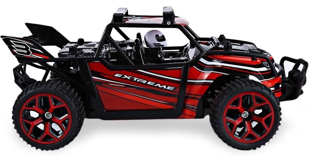 ماشین مسابقه کنترلی قرمز X-Knight |