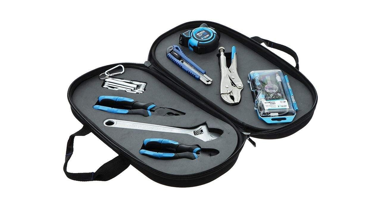 تصویر ست کیف ابزار اکتیو تولز مدل AC-6522S ا Active AC-6522S Tool bag Set Active AC-6522S Tool bag Set