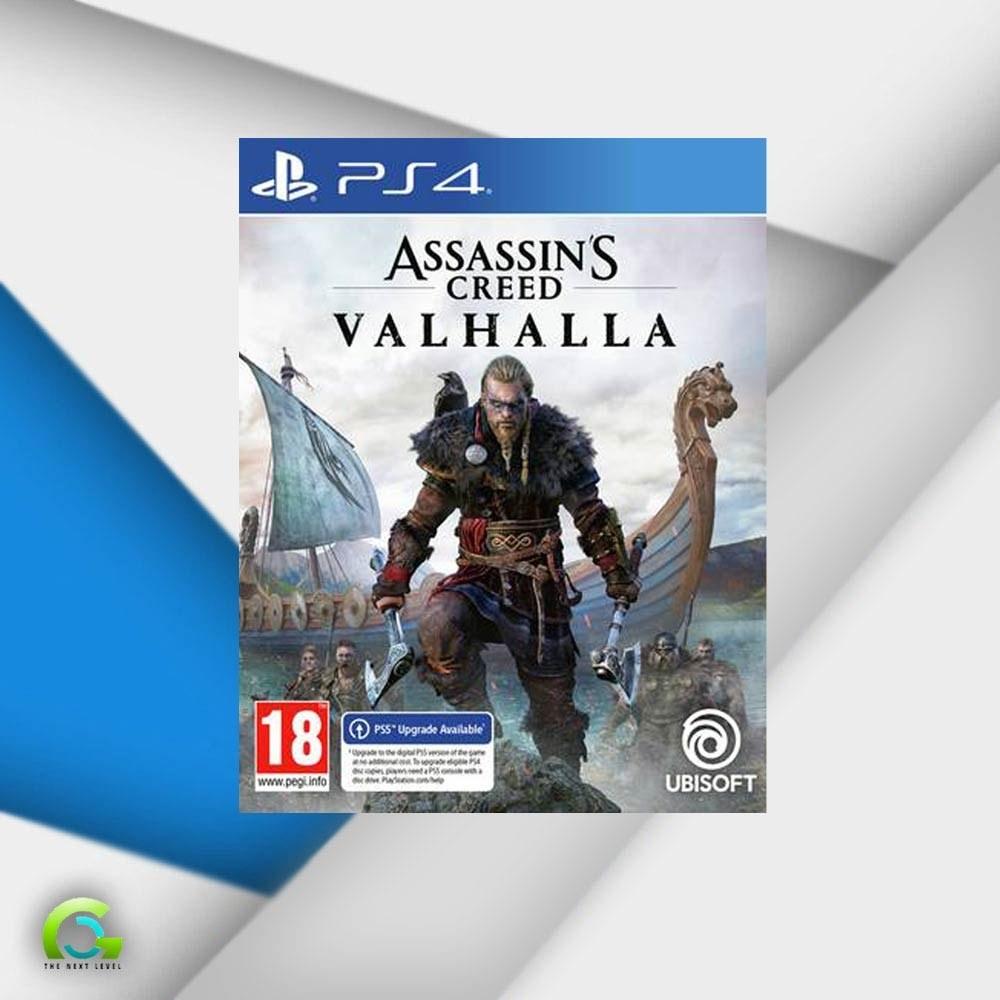 تصویر بازی Assassin's Creed Valhalla مخصوص PS4 بازی Assassin's Creed Valhalla