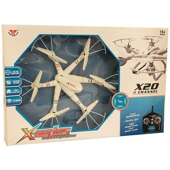 کواد کوپتر سایما مدل X20 | Syma X20 Radio Control Quadrocopter
