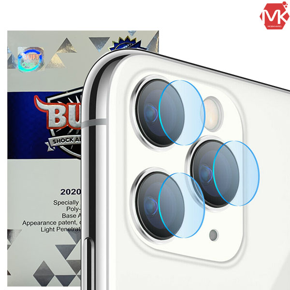 تصویر محافظ دوربین آیفون Buff Shield Lens   iphone 12 Pro Max