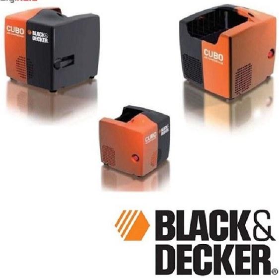 تصویر کمپرسور هوا بلک اند دکر مدل BD 195-CUBO Black And Decker BD 195 - CUBO Air Compressor