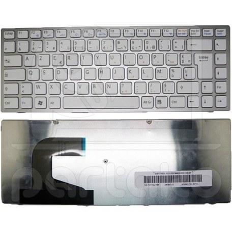 تصویر کیبورد لپ تاپ سونی Laptop Keyboard Sony Vaio VPCSE