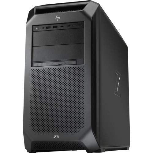 ایستگاه کاری HP Z8 G4 - Intel Xeon Gold 6146 Dodeca-core (12 هسته ای) 3.20 گیگاهرتز - 128 گیگابایت DDR4 SDRAM - Wi