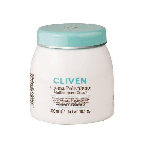 تصویر کرم چند منظوره کلیون حجم 300 میل Cliven Multipose Moisturizing Cream 300ml