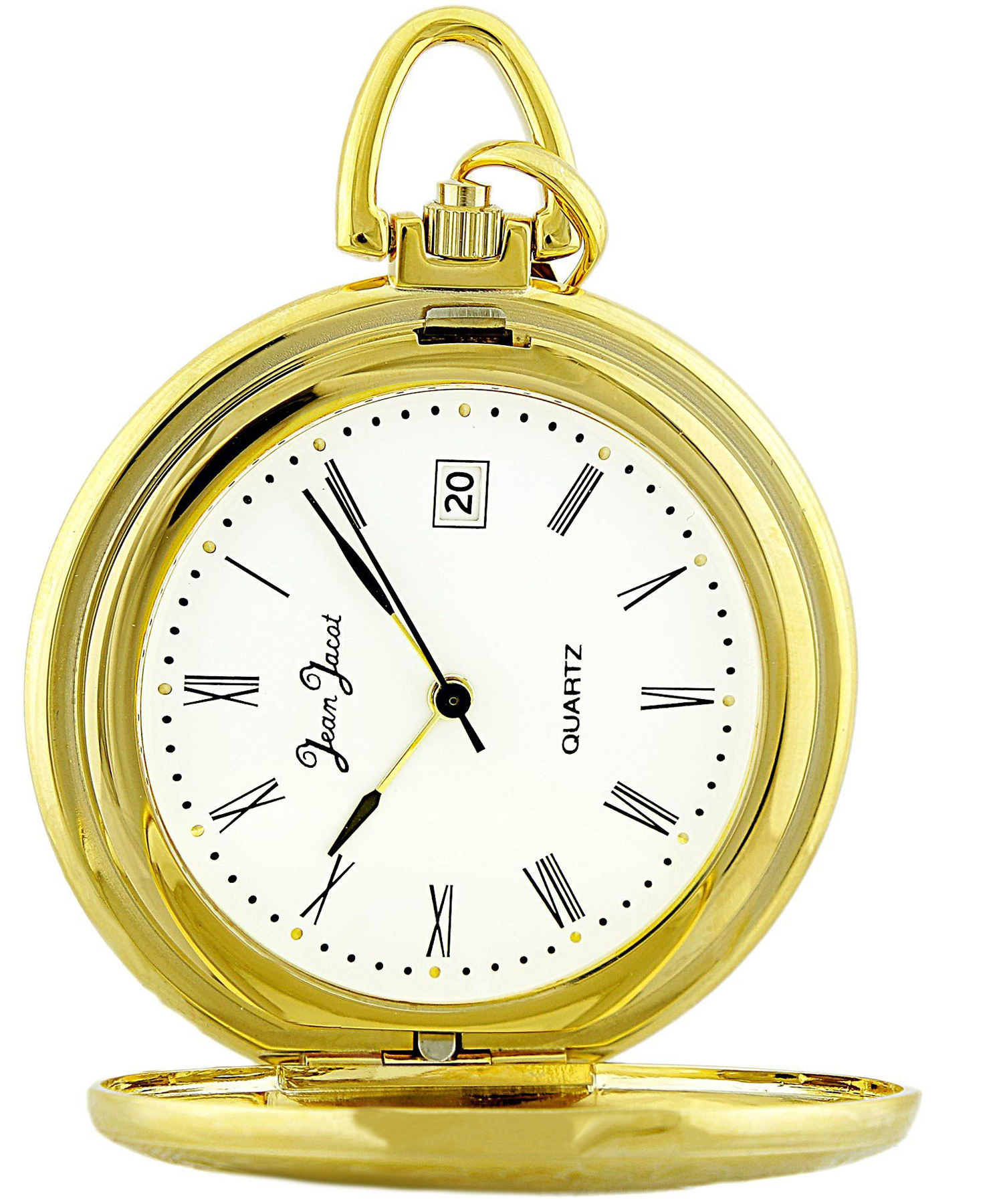 تصویر ساعت جیبی مردانه ژان ژاکت ، کد 1043-QG