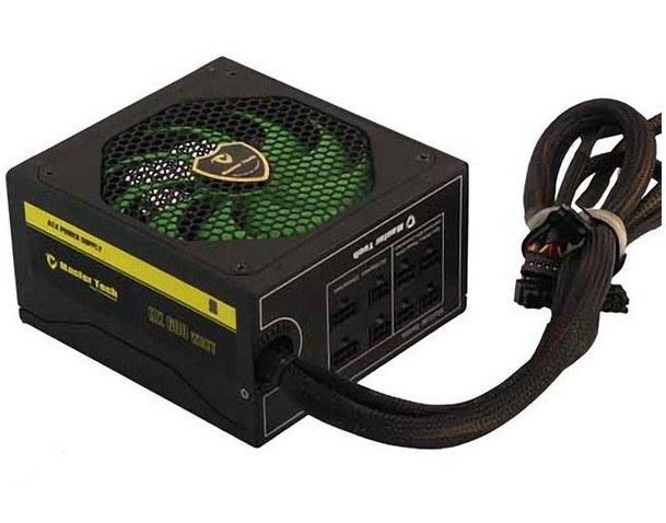 پاور مسترتک مدل اچ ایکس ۷۰۰ دبلیو | Master Tech HX700W Semi Modular Computer Power Supply