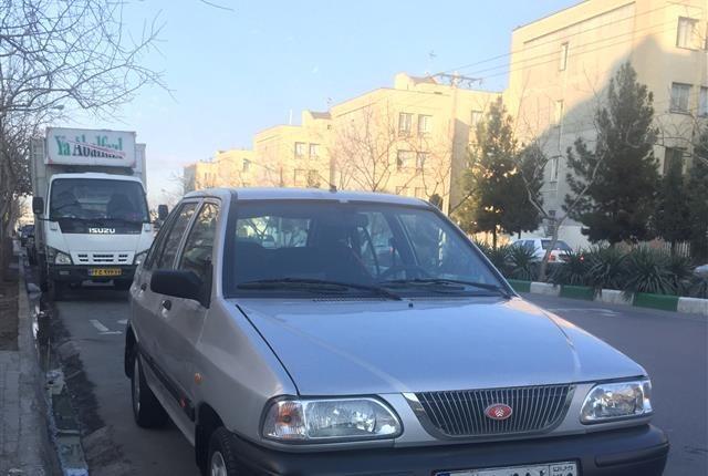 خودرو سایپا، پراید 141، 1388