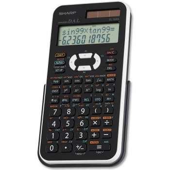 ماشین حساب EL-506X-WH  شارپ