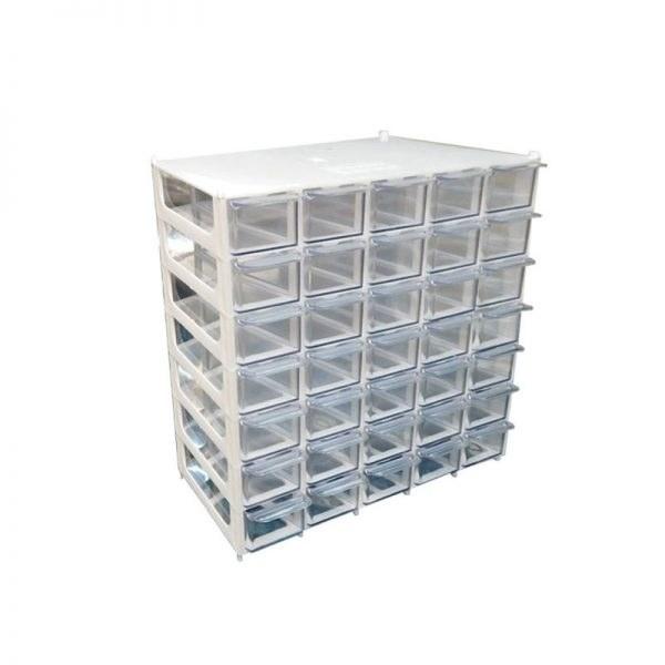 عکس جعبه ابزار و قطعات  ۳۵كشو  جعبه-ابزار-و-قطعات-35کشو