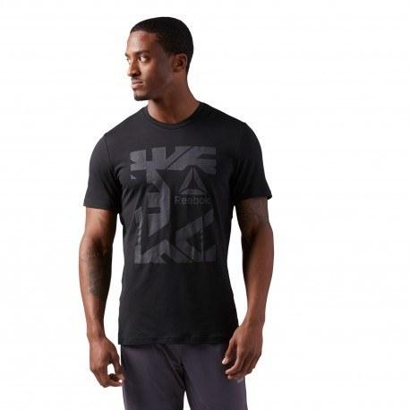 تیشرت مردانه ریباک مدل Reebok Workout Ready Tech T-Shirt