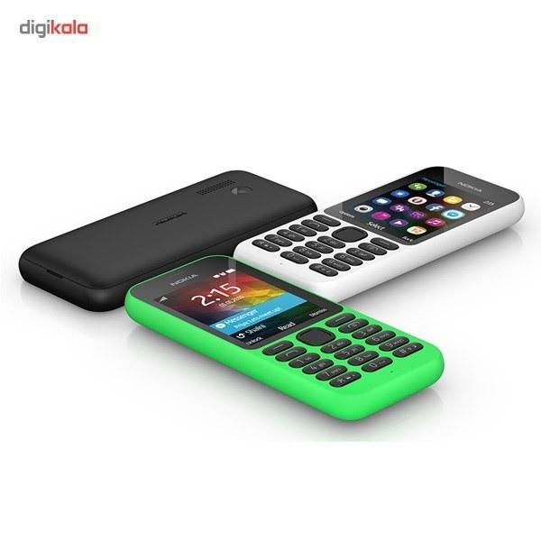 img گوشی موبایل نوکیا مدل 215 Nokia 215 Mobile Phone