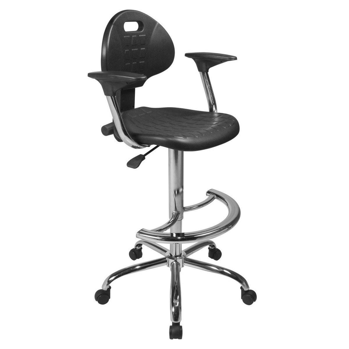 صندلی آزمایشگاهی راحتیران A418