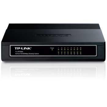 تی پی لینک سوئیچ 16 پورتی TL-SF1016DS | TP-LINK TL-SF1016DS 16-Port 10/100Mbps Switch