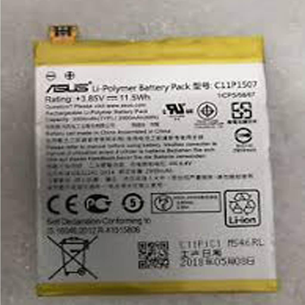 تصویر باتری ایسوس Asus Zenfone Zoom ZX550 مدل C11P1507 ا battery Asus Zenfone Zoom ZX550 model C11P1507 battery Asus Zenfone Zoom ZX550 model C11P1507