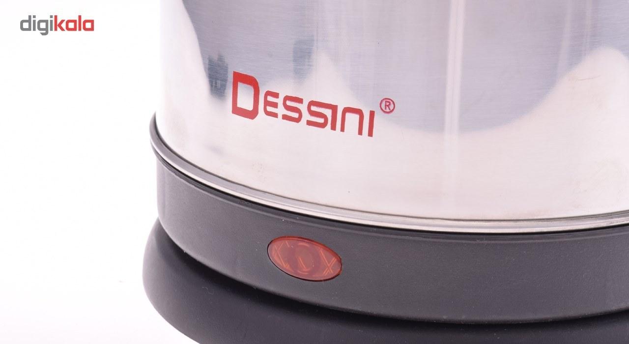 img کتری برقی استیل طرح دسینی DESSINI DESSINI  ITALY Electric Kettele KD990