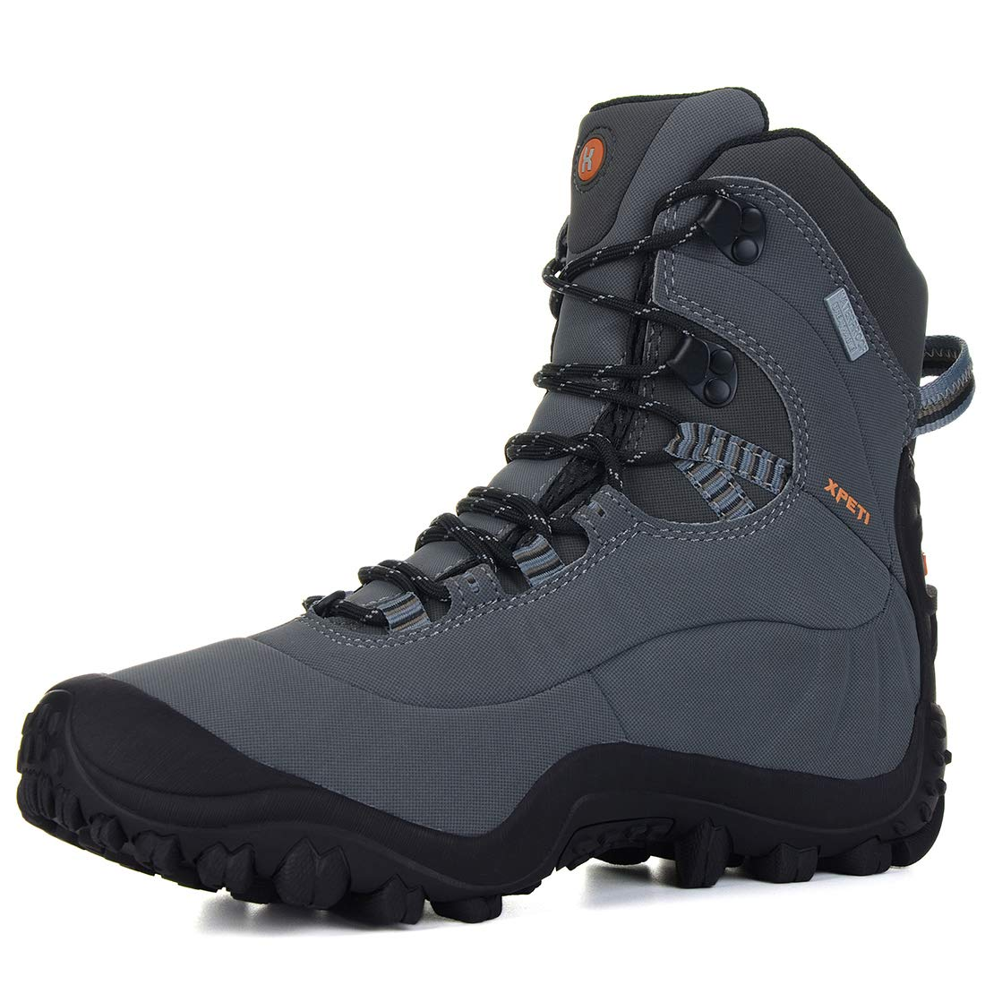 عکس Manfen Men's Mid Hiking Boot Waterproof Hunting Outdoor Boot Manfen Men's Thermator Mid-Rise Waterproof Hiking Boots Trekking Outdoor Boots manfen-men-s-mid-hiking-boot-waterproof-hunting-outdoor-boot