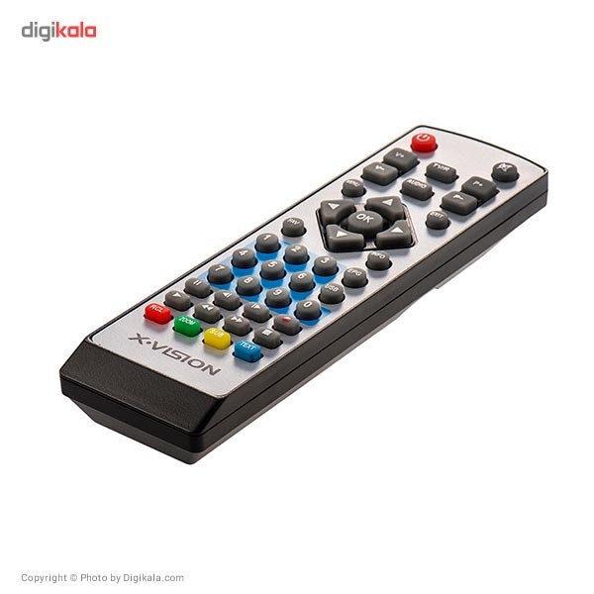 تصویر گیرنده ی دیجیتال ایکس ویژن XDVB-383 X.Vision XDVB-383 DVB-T