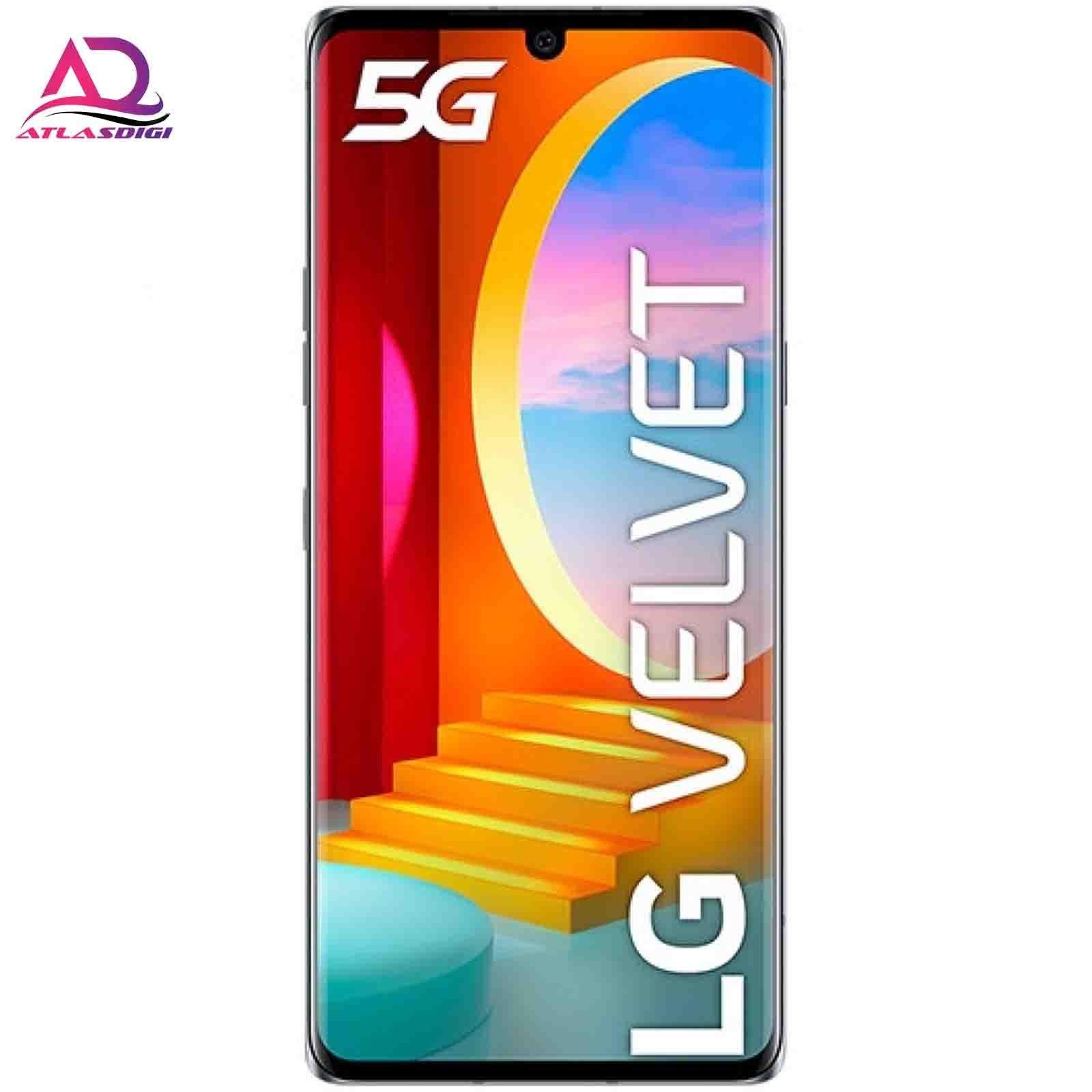 گوشی موبایل الجی مدل Velvet دو سیم کارت ظرفیت 128/6 گیگابایت