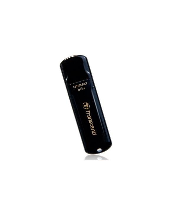 تصویر فلش مموری USB 3.0 ترنسند مدل JetFlash 700 ظرفیت 8 گیگابایت Transcend JetFlash 700 8GB USB 3.0 Flash Memory