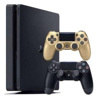 کنسول بازی سونی مدل Playstation 4 Slim کد CUH-2216B Region 2 - ظرفیت 1 ترابایت