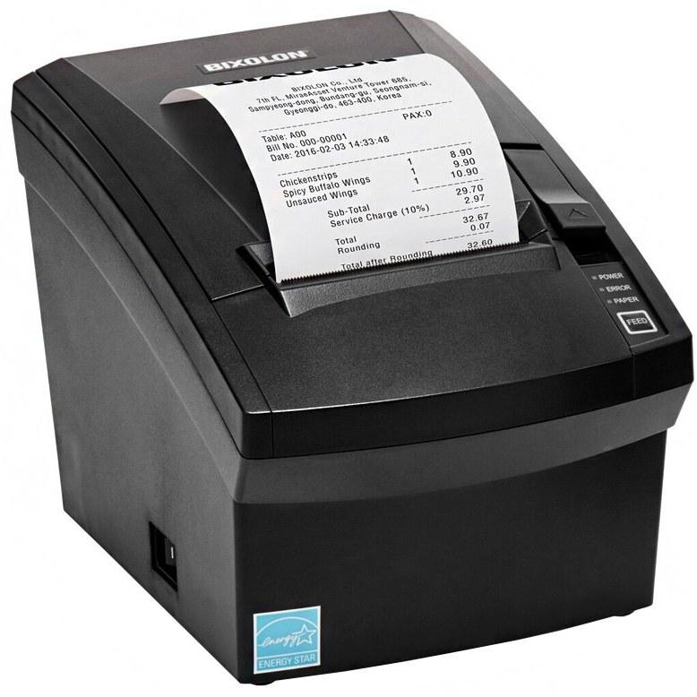 تصویر فیش پرینتر بیکسولون مدل SRP-300II Bixolon SRP-300II Receipt Printer