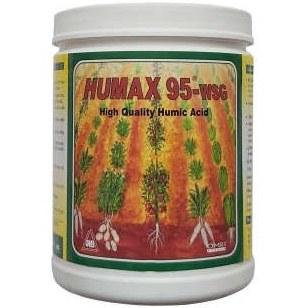 کود هیومیک اسید جی اچ بیوتک مدل Humax-95 وزن 1 کیلوگرم  