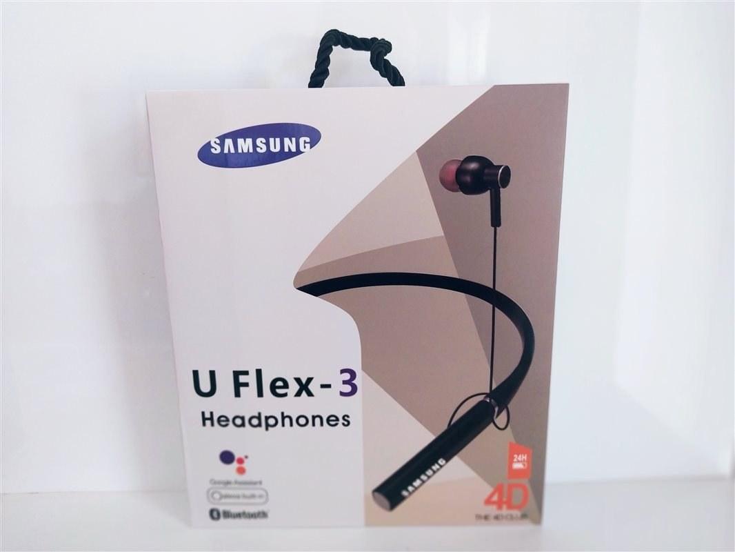 عکس هدفون بی سیم سامسونگ مدل U Flex Headphon U Flex هدفون-بی-سیم-سامسونگ-مدل-u-flex