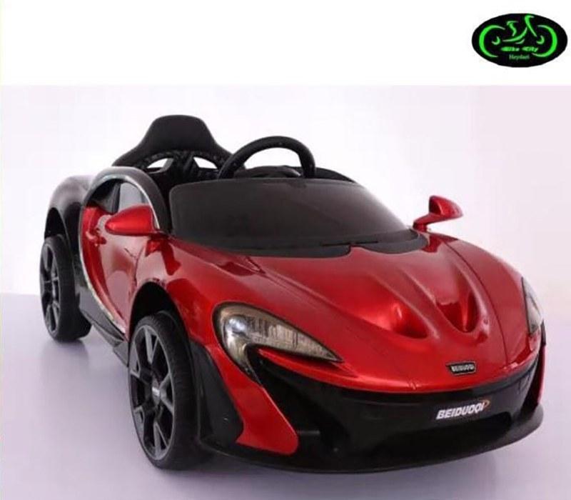تصویر ماشین شارژی چهار موتوره مک لارن KUPAI 2020 MCLAREN STYLE KUPAI 2020 Baby Ride On Car