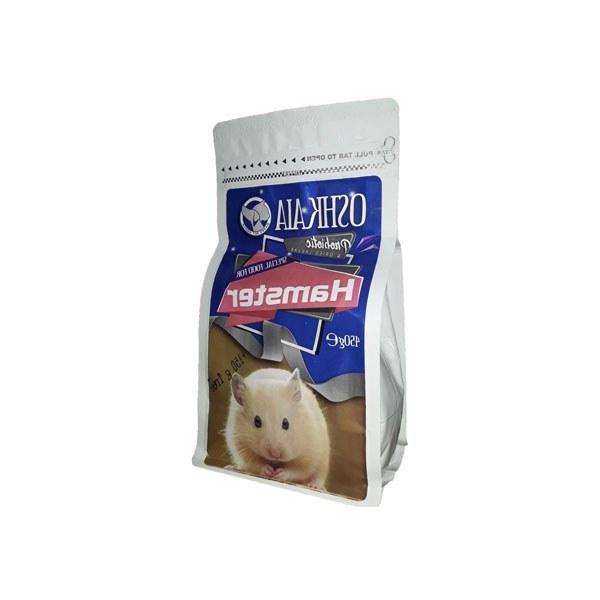 غذای پروبیوتیک و حشرات خشک شده همستر اوشکایا – OSHKAIA |