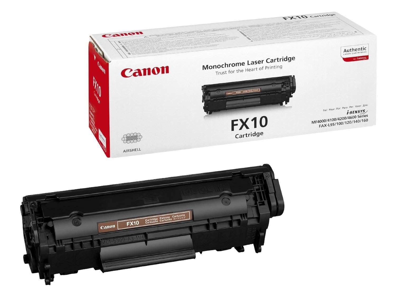 تصویر کارتریج مشکی مدل fx10 fx10 black Cartridge