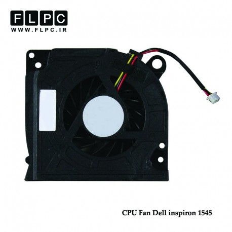تصویر سی پی یو فن لپ تاپ دل Dell Laptop CPU Fan Inspiron 1545