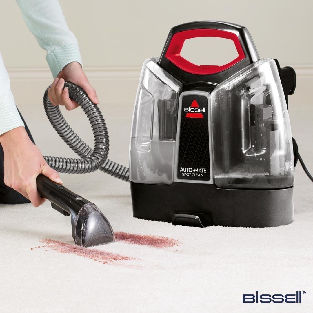 تصویر دستگاه مبل و موکت شوی بیسل مدل -spot clean bissell