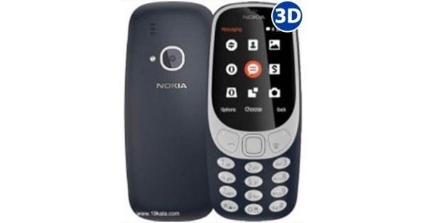تصویر گوشی نوکیا 3310 2017 | ظرفیت ۱۶ گیگابایت Nokia 3310 2017 | 16GB