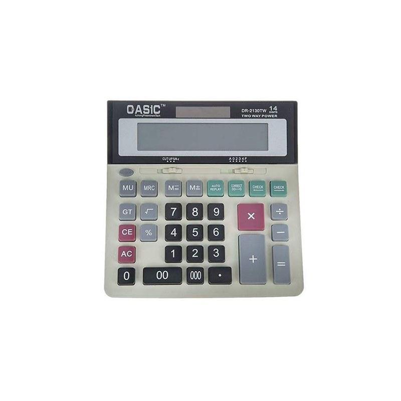 تصویر ماشین حساب مدل DR-2130TW کاسیک Model DR-2130TW Casic Calculator