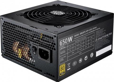 پاور 650وات Coolermaster مدل MWE Gold Full Modular