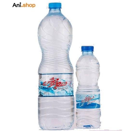 تصویر آب معدنی طبیعی همنوش ۱.۵ لیتری همنوش کد8