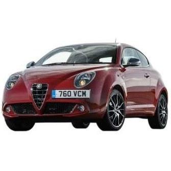 خودرو آلفارومئو Mito اتوماتیک سال 2014 | Alfa Romeo Mito 2014 AT