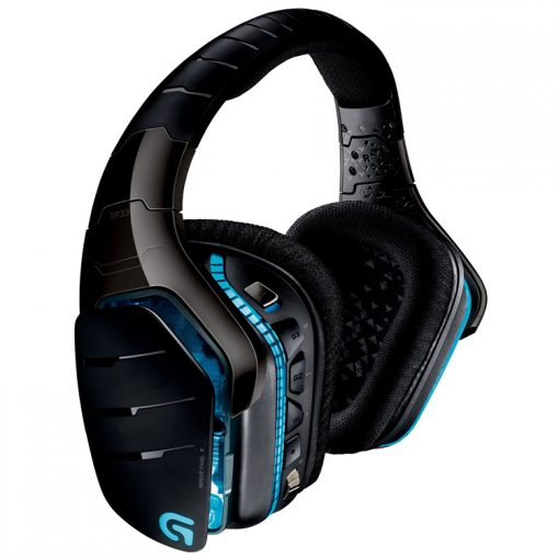 تصویر هدفون مخصوص بازی لاجیتک Headset Gaming Logitech G933