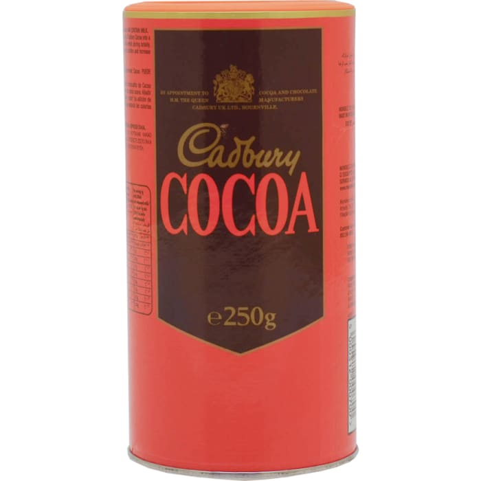 تصویر پودر کاکائو کدبوری 250 گرم