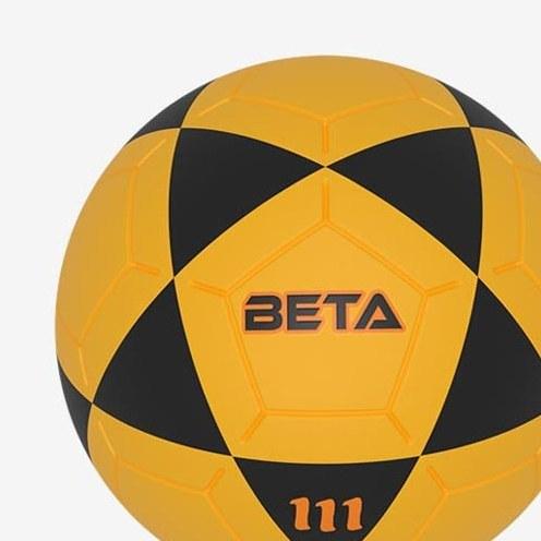 توپ فوتبال بتا چرمی کد(PSL۵ (۱۰۱ و  (PSL۴ (۱۱۱