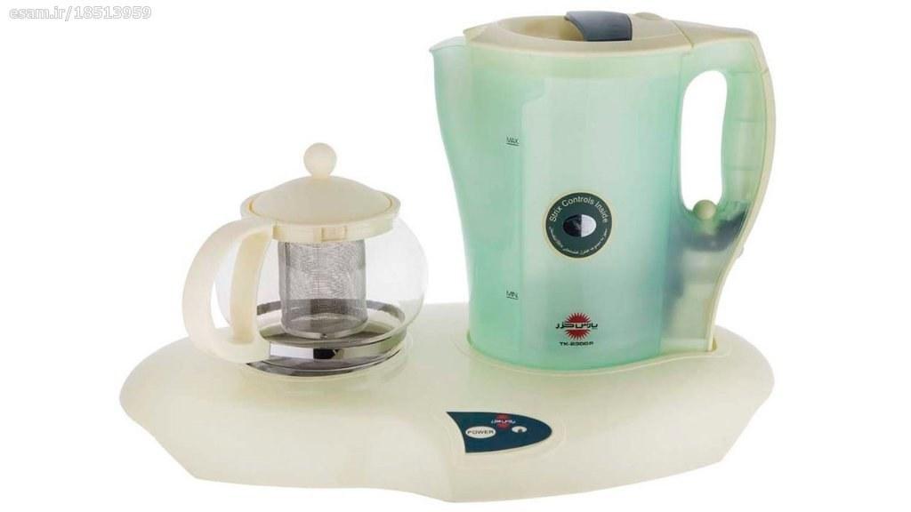 تصویر چای ساز پارس خزر مدل Pars Khazar  TK-2300P