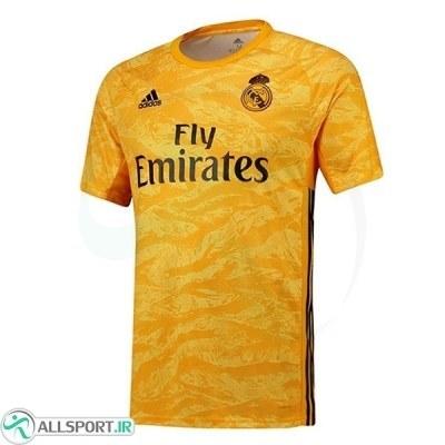 پیراهن دروازه بانی رئال مادرید Real Madrid 2019-20 Home Goalkeeper