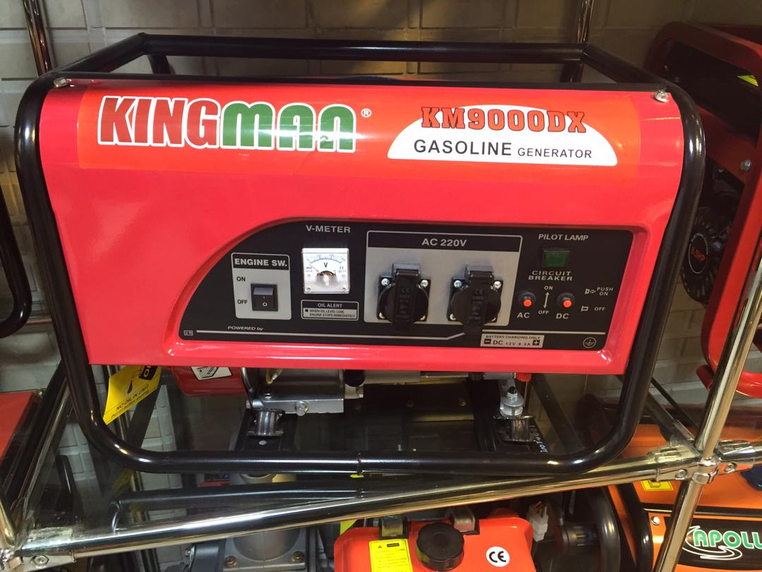 تصویر موتور برق کینگ من ۹۰۰۰ Kingman 9000
