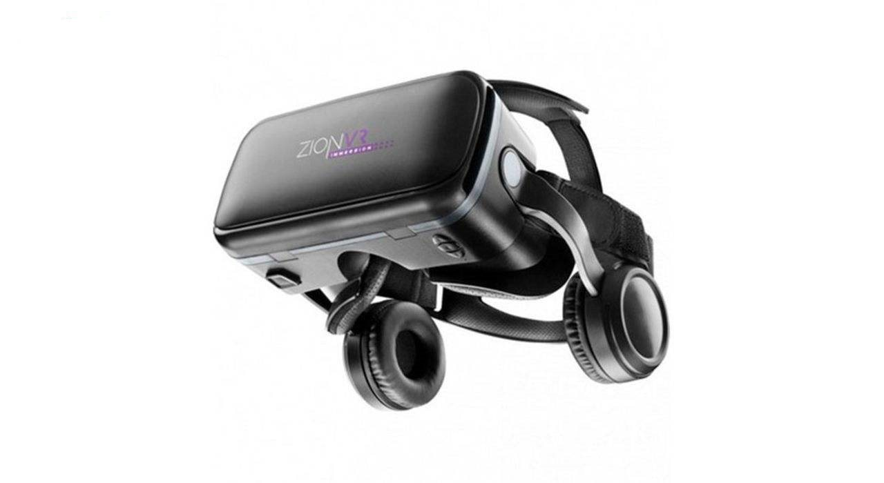 عینک واقعیت مجازی بدون پک سیلولار لاین مدل Zion Vr